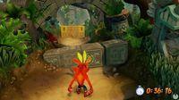 Pantalla Crash Bandicoot N. Sane Trilogy