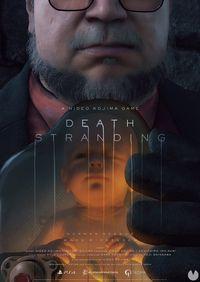 Pantalla Death Stranding