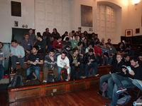 Crnica Ideame 2012: Primer da, jornada de la maana