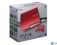 El color rojo de PlayStation 3 llegará a Europa este mes