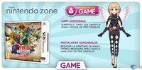 GAME provide content for Hyrule Warriors: Legends through their Nintendo Zone