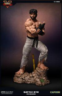 Pop Culture Shock Toys presents their figures Street Fighter V