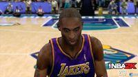 2K video reviewing the trajectory Kobe Bryant in the NBA 2K series