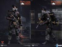VTS Toys presents its 1/6 scale figure based the Division