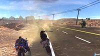 Pantalla Road Redemption XBLA
