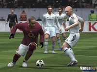 Pantalla Pro Evolution Soccer 5