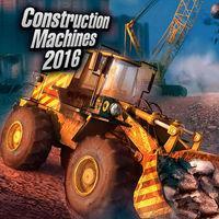 Imagen de Construction Machines 2016