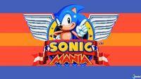 Pantalla Sonic Mania