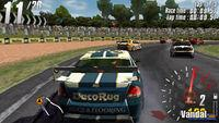 Pantalla TOCA Race Driver 2