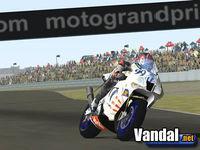 Pantalla Moto GP 4