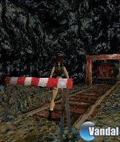 Pantalla Tomb Raider
