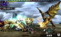 Capcom shows us the collaboration of Garo in Monster Hunter XX