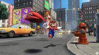 Pantalla Super Mario Odyssey