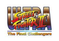 Pantalla Ultra Street Fighter II: The Final Challengers
