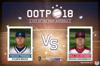Pantalla Out of the Park Baseball 18
