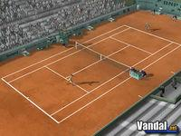 Imagen Roland Garros 2005 Powered by Smash Court Tennis