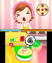 Pantalla Cooking Mama: Sweet Shop