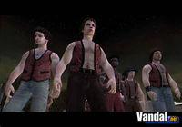 Pantalla The Warriors