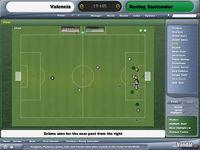 Pantalla Football Manager 2006