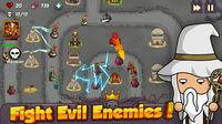 Pantalla Tower Defense - Fantasy Legends Tower Game
