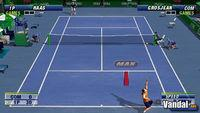 Pantalla Virtua Tennis World Tour