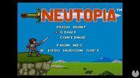 Neutopia CV