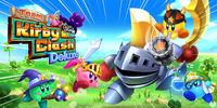 Team Kirby Clash Deluxe eShop
