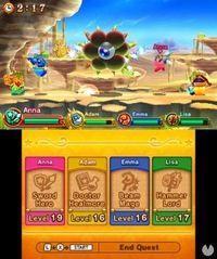 Imagen Team Kirby Clash Deluxe eShop