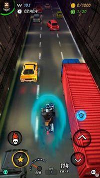 Imagen Moto Racing 2: Burning Asphalt