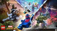 LEGO Marvel Super Heroes 2 nos presenta su mundo abierto de Chronopolis