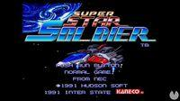 Super Star Soldier CV