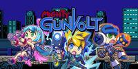Mighty Gunvolt Burst eShop