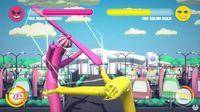 Inflatality, a fighting game starring men balloon