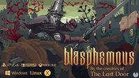 we Interviewed the team of Blasphemous in Madrid Gaming Experience