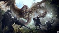Monster Hunter World nos presenta sus armas y criaturas en vídeo