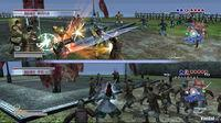 Pantalla Dynasty Warriors 5 Empires