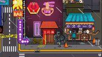 The game mexican Neon City Riders looking to be funded on Kickstarter