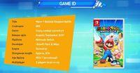 filtered images, and a multitude of details Mario + Rabbids Kingdom Battle