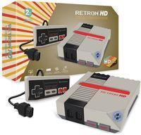 La nueva RetroN te hará olvidarte de NES Mini