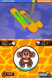 Pantalla Super Monkey Ball: Touch & Roll