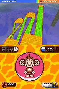 Imagen Super Monkey Ball: Touch & Roll
