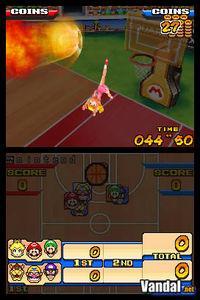 Imagen Mario Slam Basketball