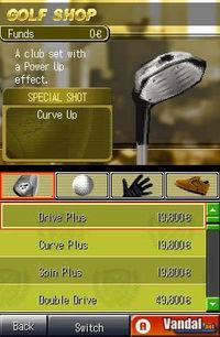 Imagen Nintendo Touch Golf: Birdie Challenge