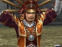 Pantalla Samurai Warriors 2