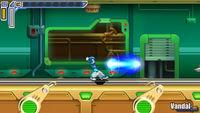 Pantalla Mega Man Maverick Hunter X