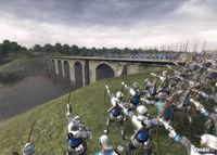 Pantalla Medieval 2 Total War