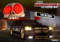 Pantalla Midnight Club 3: DUB Edition Remix