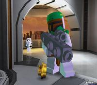 Pantalla LEGO Star Wars 2: The Original Trilogy