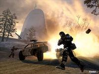 Pantalla Battlefield 2142