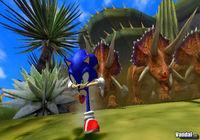 Pantalla Sonic y los Anillos Secretos